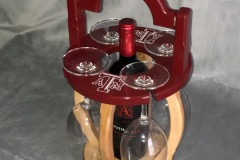 A&M Wine Caddy