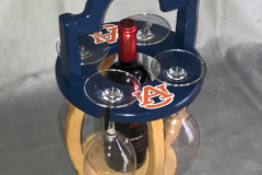 U of A Wine Caddy